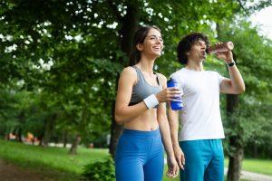 dúvidas frequentes sobre hidratação